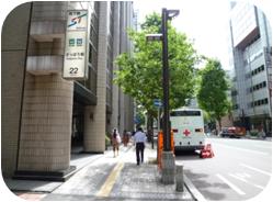 地下鉄札幌駅22番出口